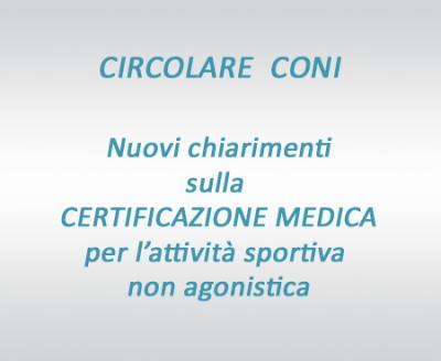 certificazione medica nuovi chiarimenti
